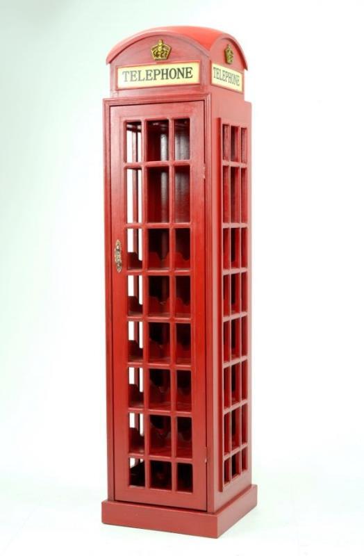 Cantinetta cabina telefonica inglese british phone lvroses for Cabina telefonica inglese arredamento